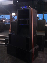 Events Equipment and speaker Hire Isle of Wight