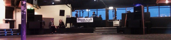 Krafty Kuts, A Skills and Dj Format all played on DJ and PA equipment supplyed by us.