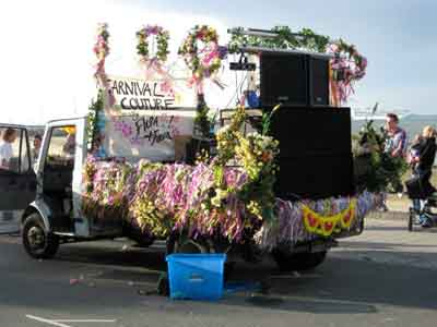 Isle of Wight carnival